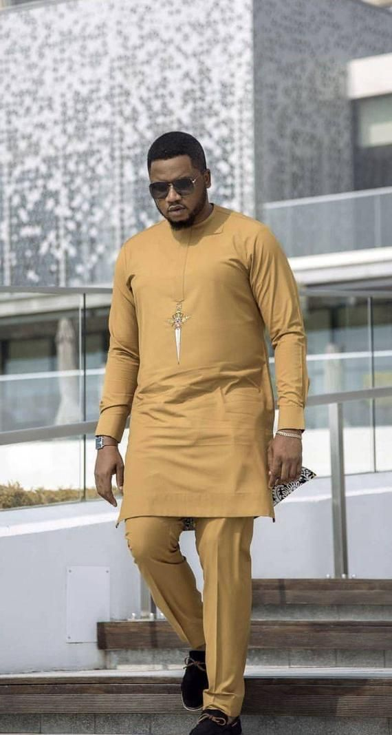 Our African Clothing For Men S Collection Is Carefully Crafted And Handmade With Love This Outfi African Shirts For Men Mens Outfits African Clothing For Men