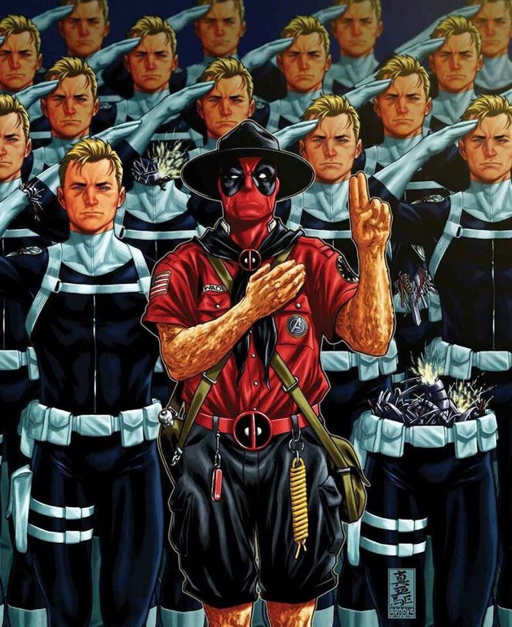 17 Best images about DeadPool on Pinterest | The smurfs ...