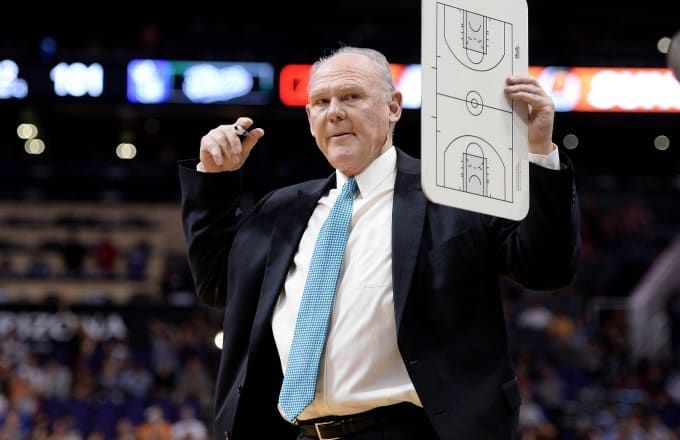 George Karl Rips Carmelo Anthony and J.R. Smith in New Book