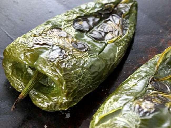 Here s how to roast poblano peppers for your cinco de mayo recipes