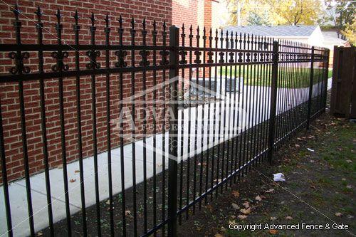 Best 25 Steel Fence Ideas On Pinterest Steel Companies