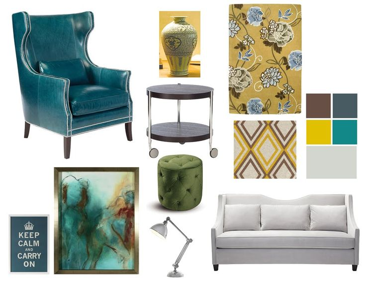 Teal mustard yellow color combo interior decorating pinterest back to mustard yellow for Turquoise and mustard living room