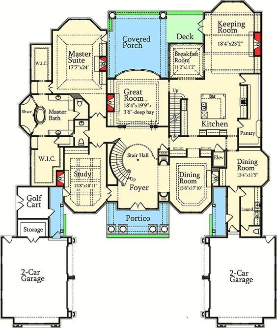 House Plans With Media Room: 1823 Best Images About House Plans On Pinterest