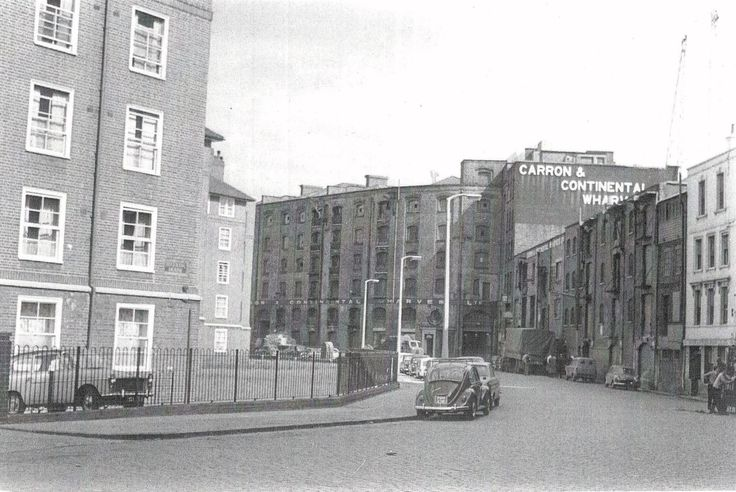 1960s Wapping