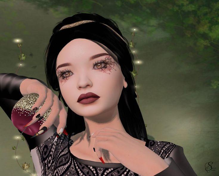 Forbidden fruit – Look #1606 – Syleena Sheridan
