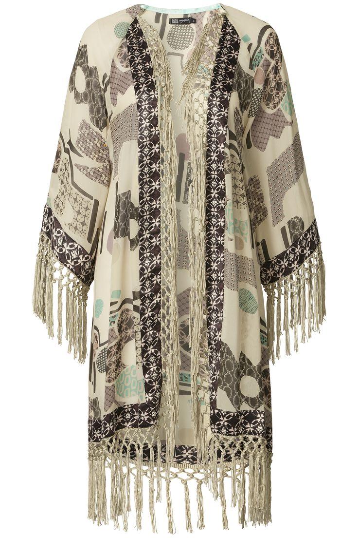 Ethnic Light | Summer collection | Kimono | Batik Print