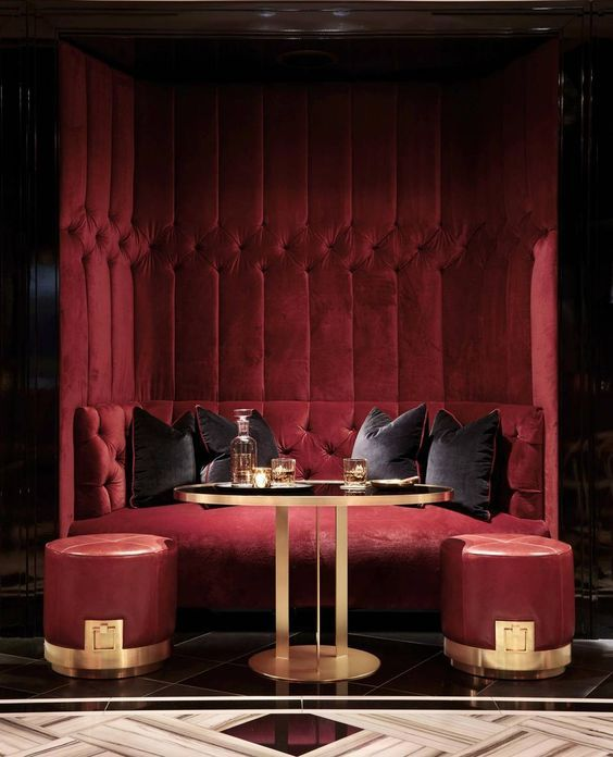 Best Interior Designs Inspired By Luxury Restaurants