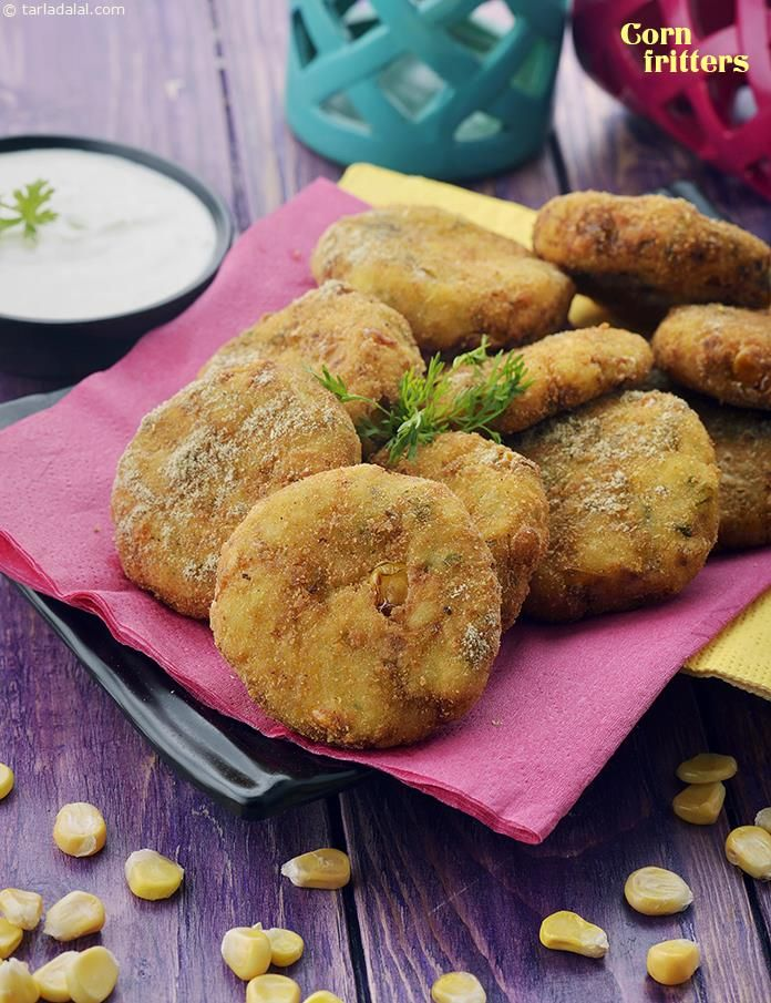 14 best corn recipes veg baby corn recipes indian images on corn fritters recipe by tarla dalal tarladalal 41360 forumfinder Images