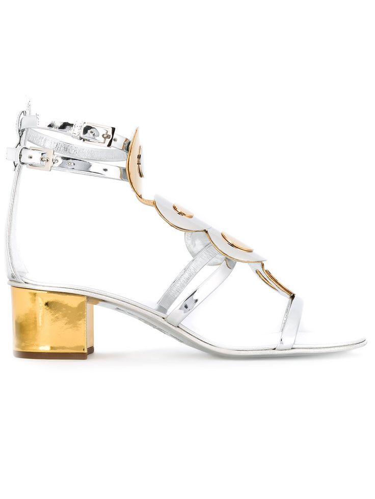 Giuseppe Zanotti Design medallion sandals