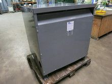 Acme 75 kVA 600 Delta to 120/240 Volts T-2-53121-3S 1 Phase Dry Type Transformer. See more pictures details at http://ift.tt/1J3enx2
