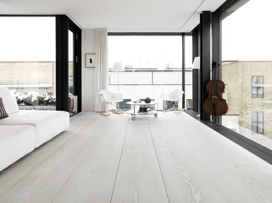 25 best ideas about white washed floors on pinterest - Best paint for interior wood floors ...