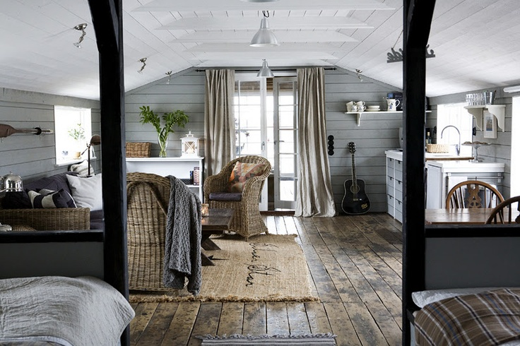 Love the idea of small guest house on property