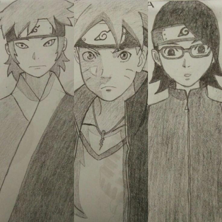 Team konohamaru - the next generation
