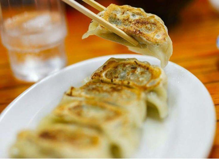 Chicken and Lemongrass Potsticker Dumplings