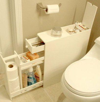 Die besten 25+ Bad Dusche Organisation Ideen auf Pinterest sehr - klug badezimmer design stauraum organisieren