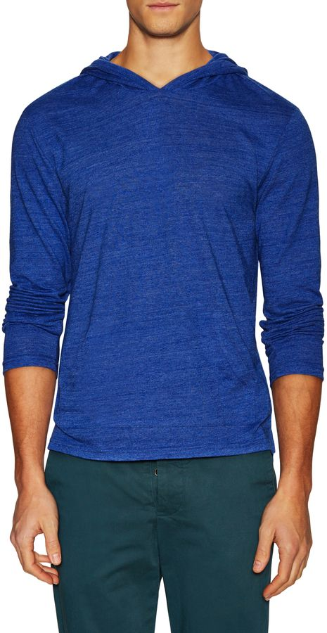 Alternative Apparel Men's Marathon Pullover Hoodie