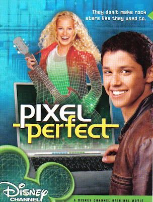 Pixel Perfect...I LOVED this movie!