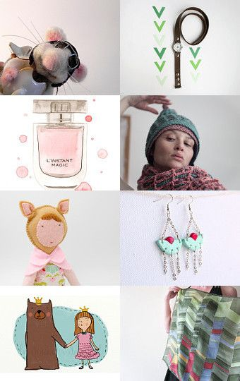 L'istant magic by madlyvintage on Etsy--Pinned with TreasuryPin.com