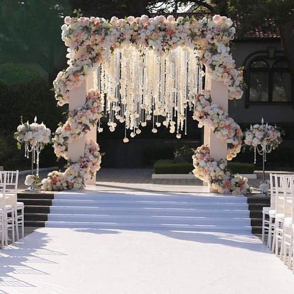 Wedding Arches and Backdrops from nebodecor #wedding #weddings #weddingideas #hi…