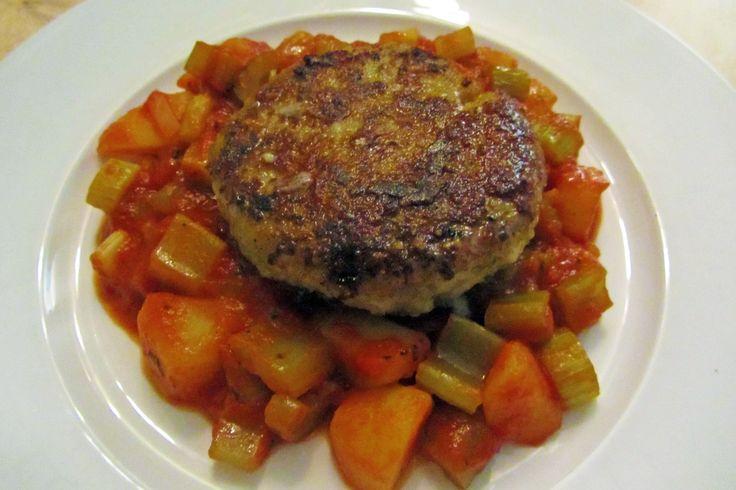 Selder in tomatensaus - www.Recepten.be