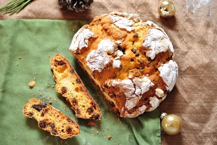 Gluten-free Currant & Caraway Soda Bread