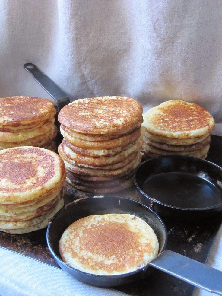 La cuisine d'ici et d'ISCA: Petites crêpes russes : les blintchiki