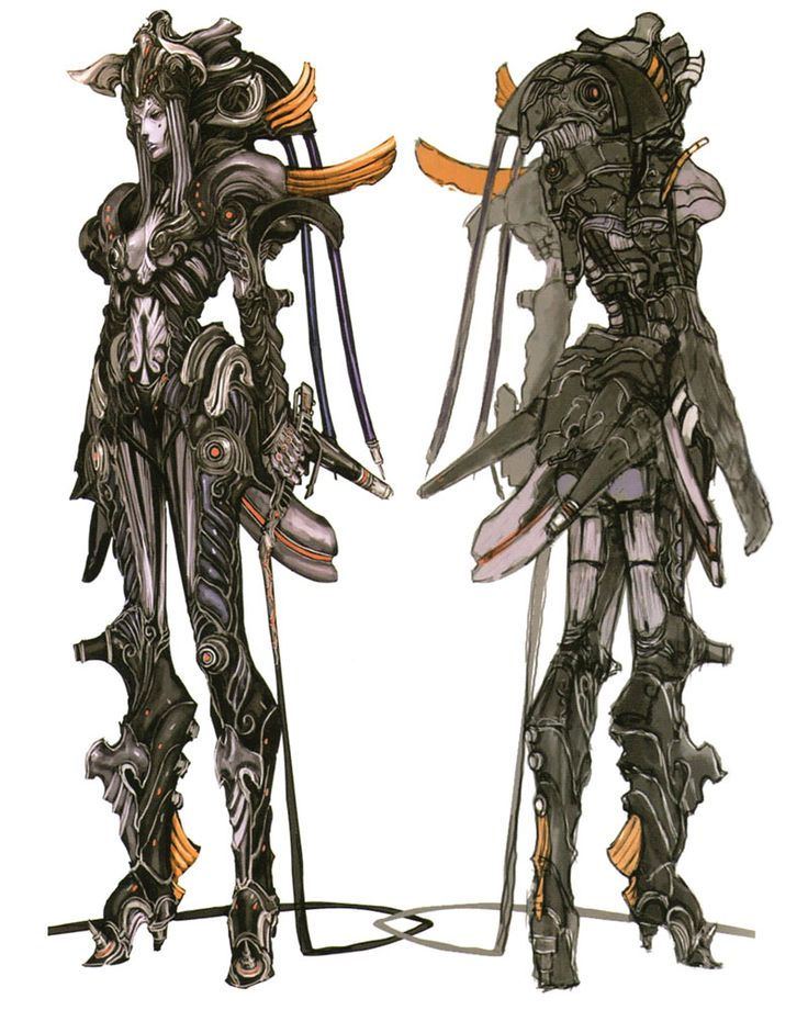 Character Design Xenoblade : Best female cyborg ideas on pinterest girl