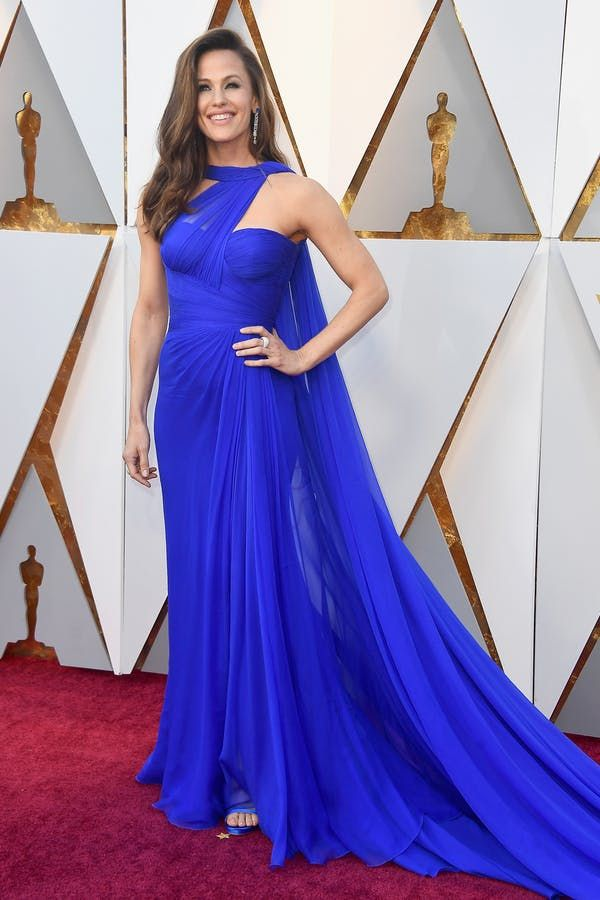 Jennifer Garner Oscars. All the Best Red Carpet Looks from the 2018 Oscars #purewow #fashion #celebrity #celebrity style #oscars #red #trends #news