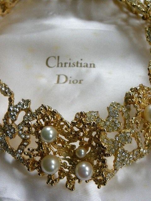 Dior Vintage Jewelry 112