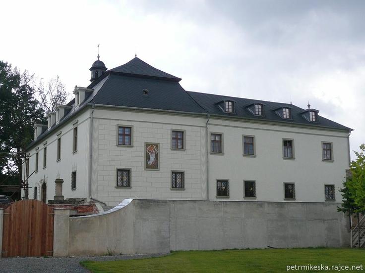 zámek ve Štáblovicích