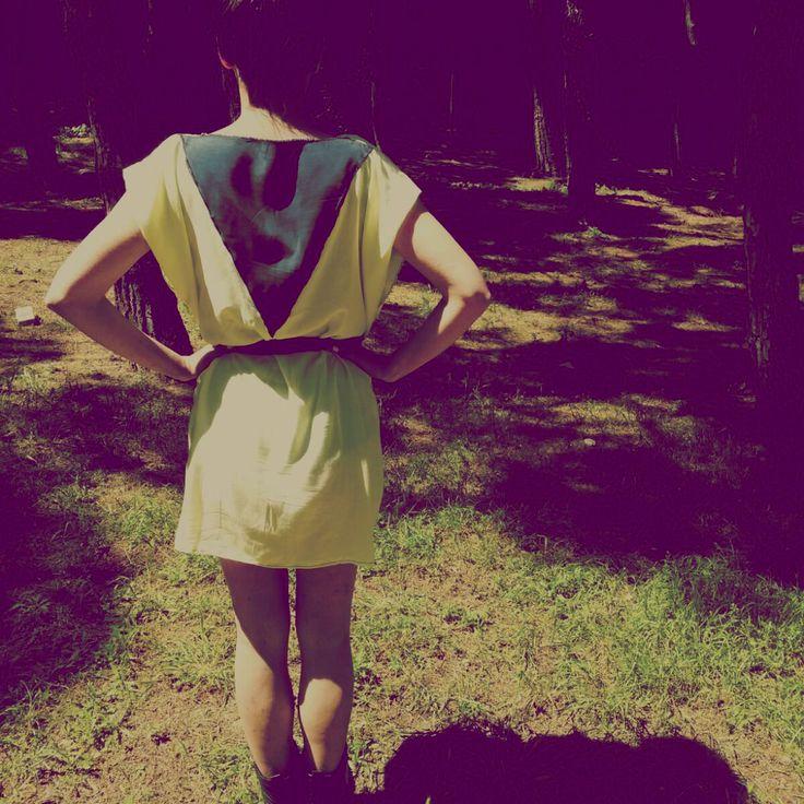 geometri tunic , geometri fashion , geometri dress