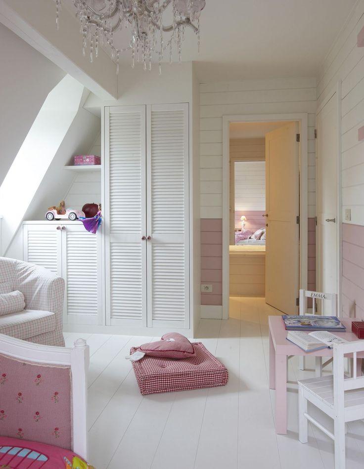 Wide Plankkids Bedroomkids Roomsbedroom Ideaswood Floorpainted Woodpale Pinkgirl