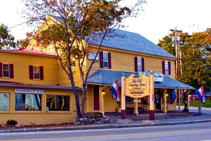 These 7 Charming General Stores in New Hampshire Will Make You Feel Nostalgic