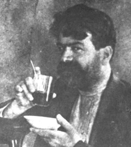 Yurovsky, lead killer of the Tsar and his family in the Ipatiev basement. He admitted, and later wrote about it.