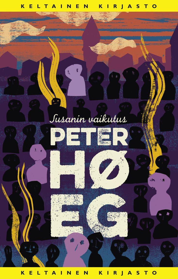 Susanin vaikutus - Peter Hoeg - #kirja