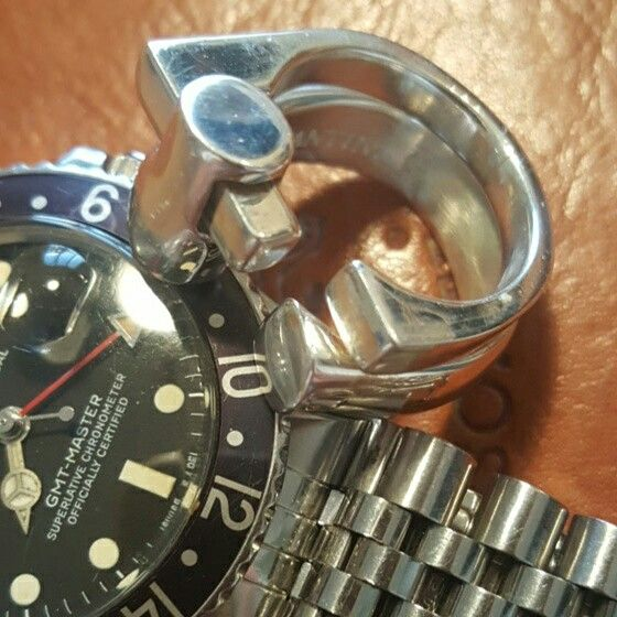 Silverio ring