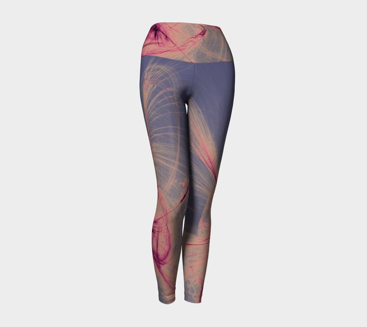These custom yoga leggings are the perfect fit for everything from Pilates to the most difficult yoga positions! They allow for maximum versatility, durability and comfort - and you'll love the way they make you look! Our vibrant artwork printed yoga leggings are durable enough to do advanced yoga poses, yet comfortable to wear while lounging around the house! Available in numerous designs and colors, look no further than LRPL Designs!