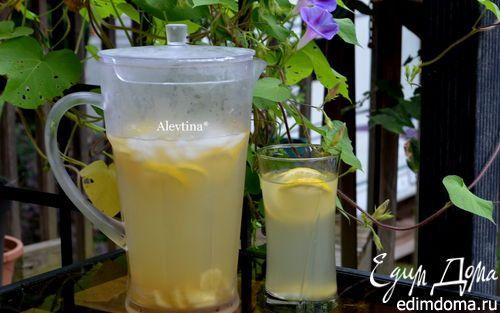 Имбирный лимонад | Кулинарные рецепты от «Едим дома!»