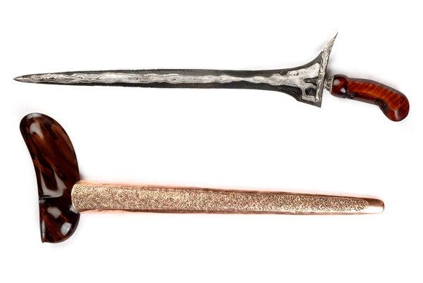 Pamor-Meteorit-Segoro-Muncar-Gonjo-berpamor-Kul-Bunte -2