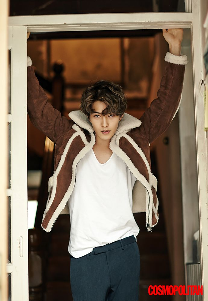 CNBLUE's Jonghyun Gives His Best Sexy Look For Cosmopolitan Korea | Couch Kimchi