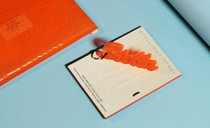 Fashion week A/W 2014 invitations: womenswear collections | Fashion | Wallpaper* Magazine | Stella McCartney