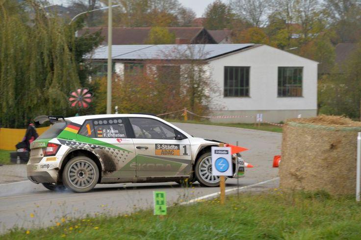 Rallye Championship Skoda Fabia R5 @auto360.de: https://auto360.de/skoda-fabia-r5-deutscher-rallyemeister