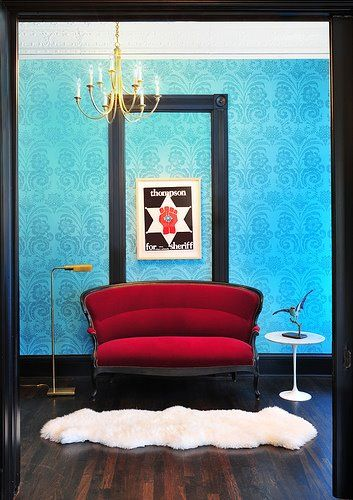 Hotel Saint Cecilia. I booked a cheap flight to Austin, and now I can splurge on this hotel!