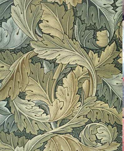 1890's Art Nouveau - William Morris