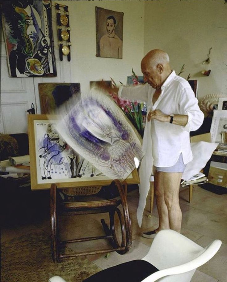 Abstract on instagram pablo picasso follow hopperprize