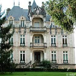 château Lota (Institut culturel basque) . Ustaritz. Aquitaine
