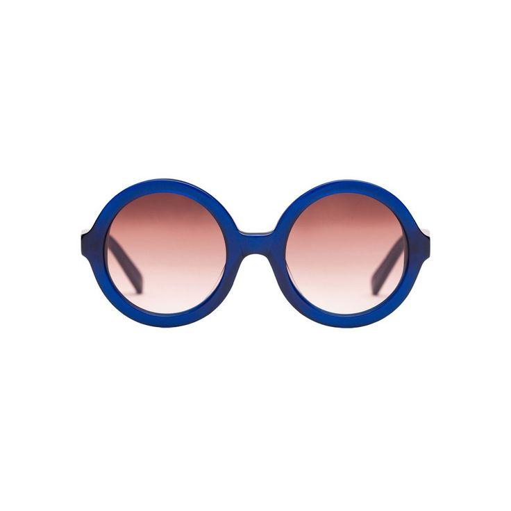 Occhiali da Sole Lenny Blu marino Sons + Daughters - Moda Bambini - Smallable