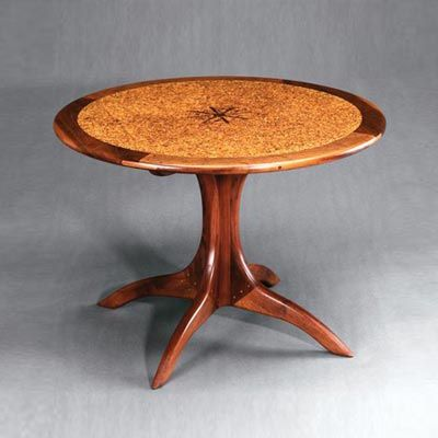 Sam Maloof, Dining Table, 1961, s7u