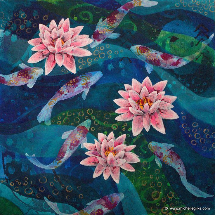 Pond Life - Michelle Gilks