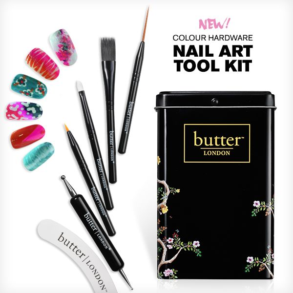 Our secret to flawless nail art...